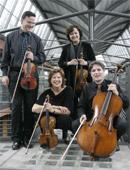 Verdi Quartett, Photo: Momo Rabenschlag