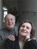 Eva und Bernard Coutaz, Photo: harmonia mundi