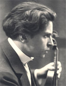 George Enescu, Photo: Hazard Chase